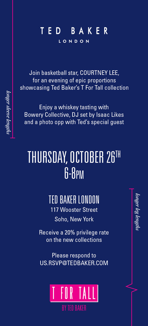 3a177c377b46 Ted Baker Wooster — Bowery Collective