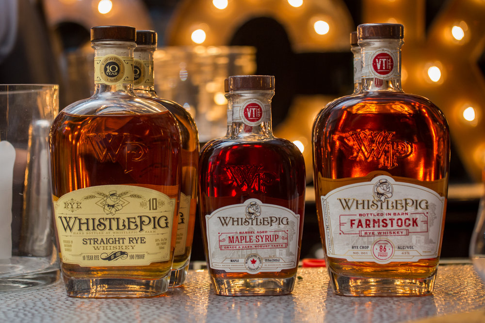 WhistlePig FarmStock - View Project