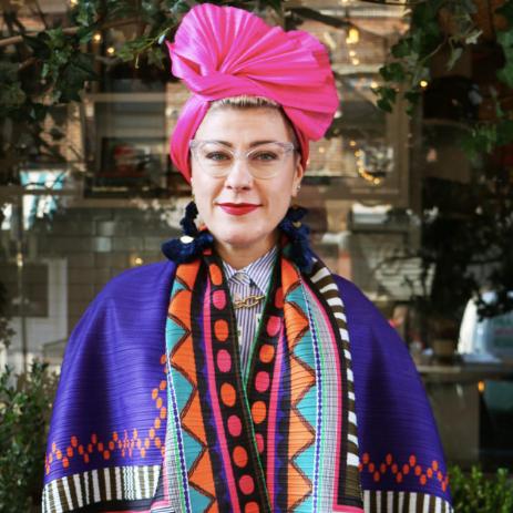 Natalie Freihon - Managing partner The Fat Radish, Silkstone Events, Silkstone Hospitality