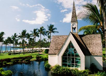 Grand Wailea Seaside Chapel