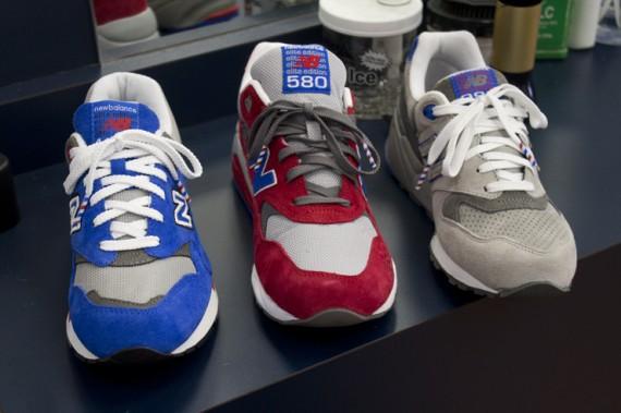 new balance 999 vs 580