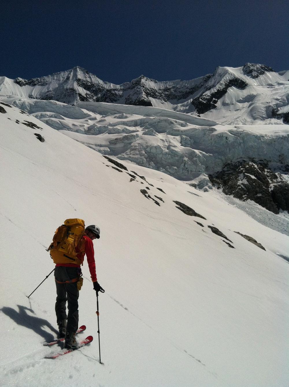 Video: Skiing the Forbidden Tour