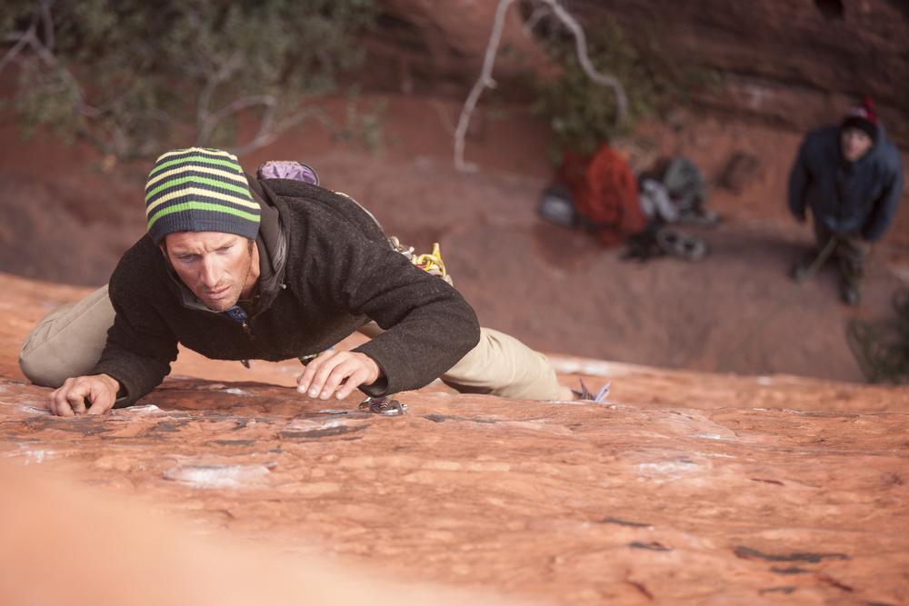Red Rock Sport Climbing