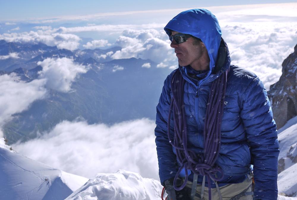 Martin Volken, the consummate mountain guide