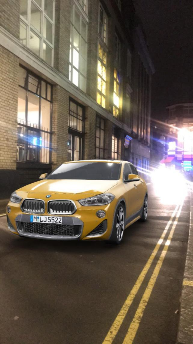 BMW AR Ad