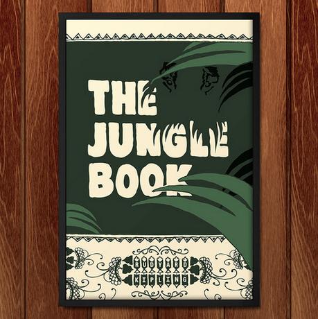 jungle-book-poster-design-book-cover