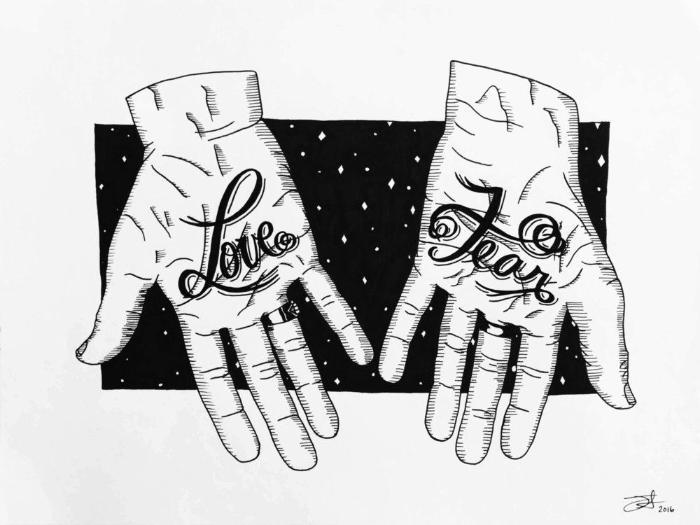 studiojeffrey_illustration_loveorfear