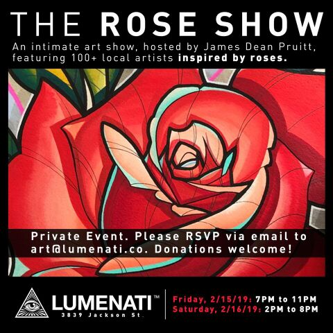 The Rose Show
