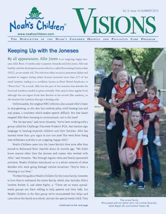 VISIONS - Summer-Fall 2012 (212k, PDF)