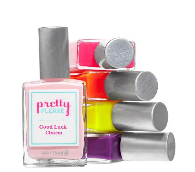Pretty Please   from NYC is sending some of its personalized nail polish to  The Swoon ! Naming your own polish, you say?  What a perfect way to add a fun + unique touch to your big day, bachelorette shindig or bridal shower!