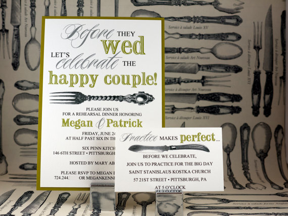 Perfectly Scripted offers a wide variety of invitation and stationary designs.  Each design have a classic look with a modern twist, and I am beyond excited to welcome them to The Swoon!