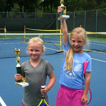 Tennis Tots Division    First Place  Charlotte Boudeman    Runner Up  Eva Halley
