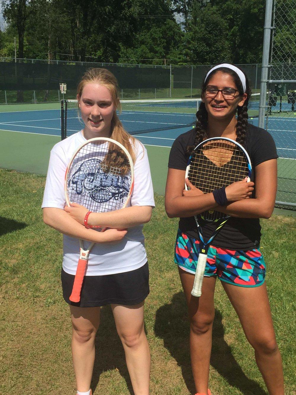 Hitters - Kendra Hagey & Maya Sharma