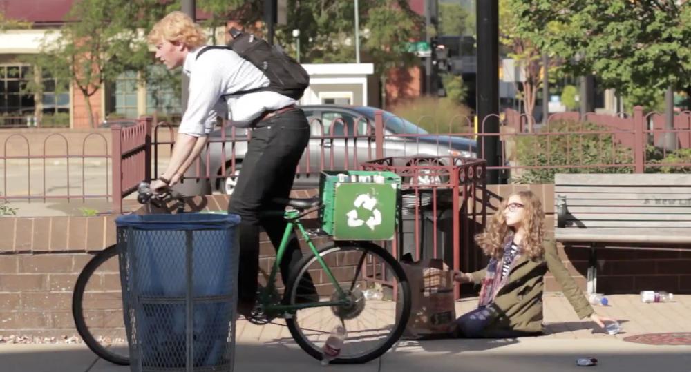 The Recyclist (2012) Editor, Camera Operator