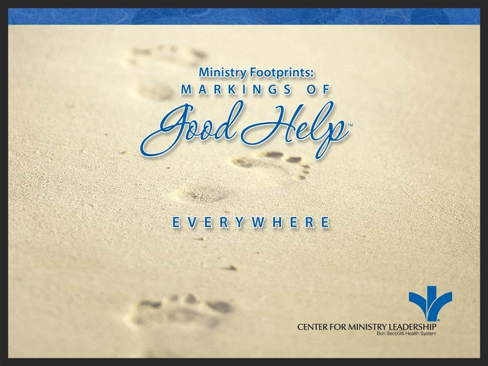 Ministry Footprints