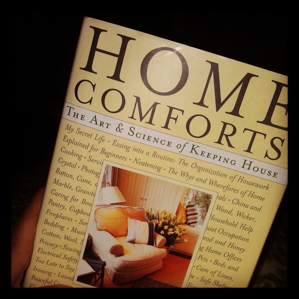 Home Comforts.