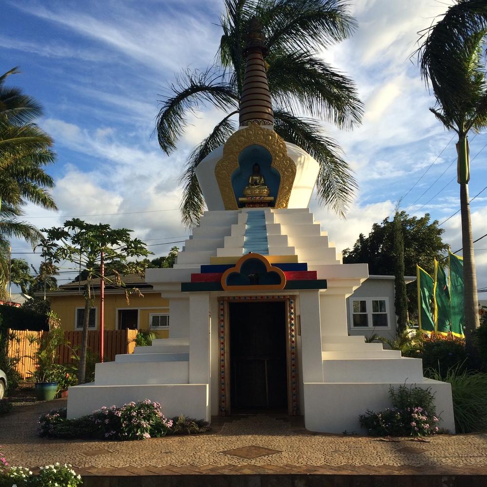 Maui Dharma Center.