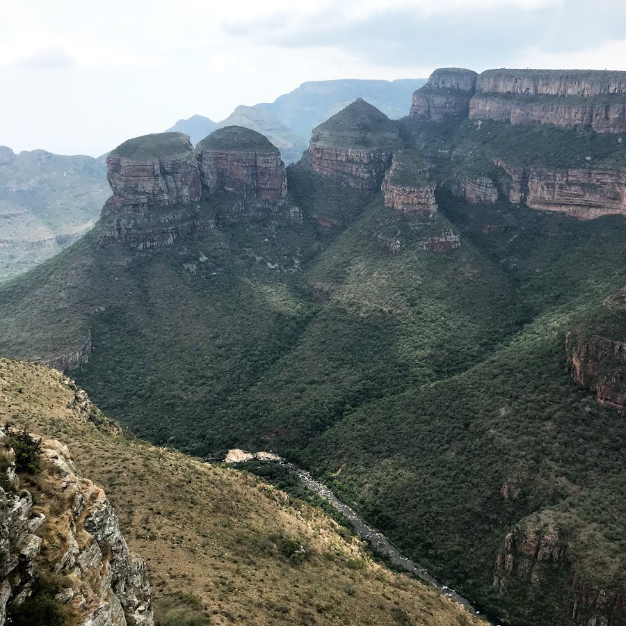 Three Rondavels @ Blyde River Canyon