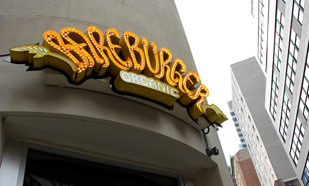 Bareburger on Wall Street