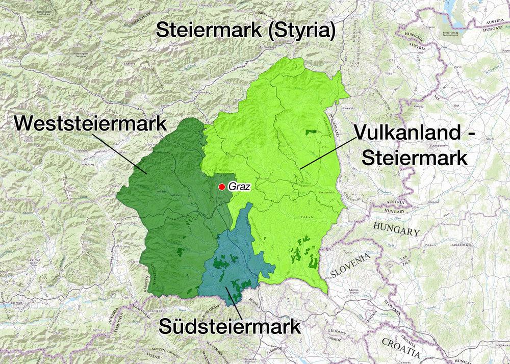 Austria - Steiermark (Styria)
