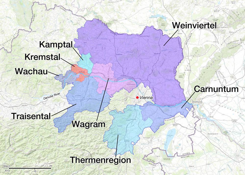 Austria - Niederosterreich