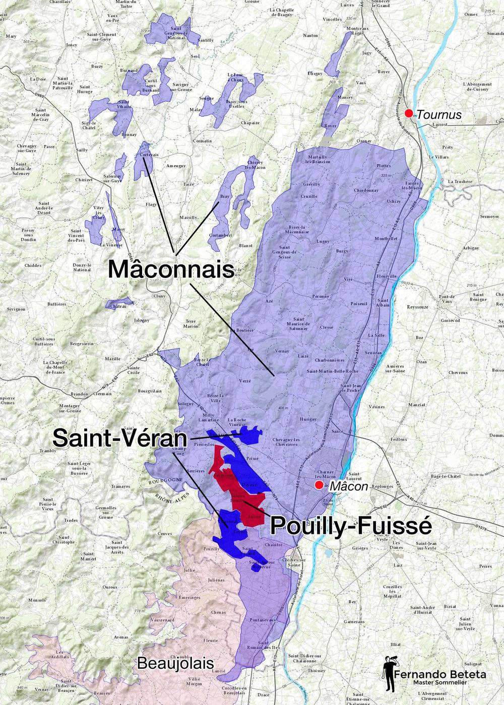 France - Maconnais