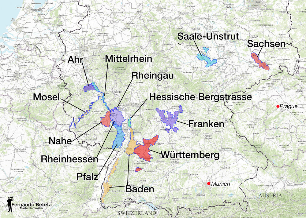 Germany - Regions