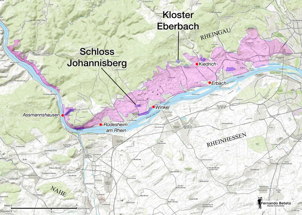 Germany - Rheingau