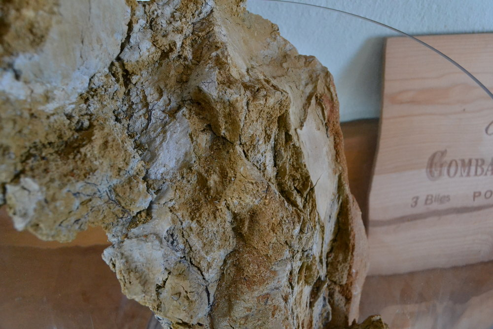 Pomerol: Hard Clay & Flint
