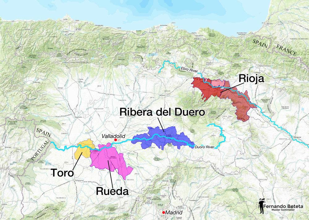Spain - Duoro Valley