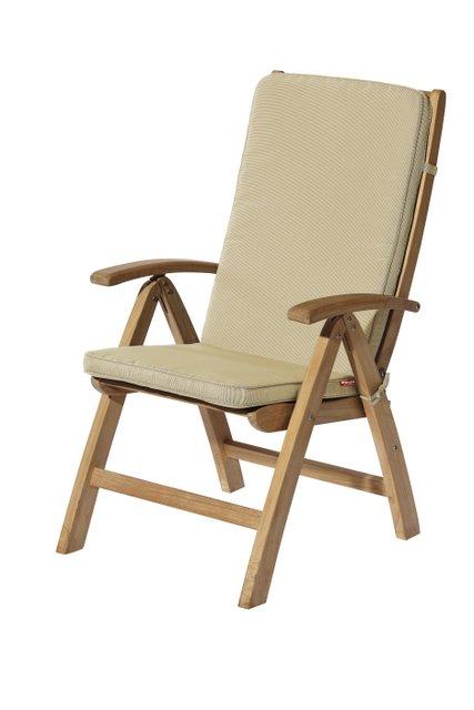 07 HOM11477 MOJO High Back Cushion BEIGE