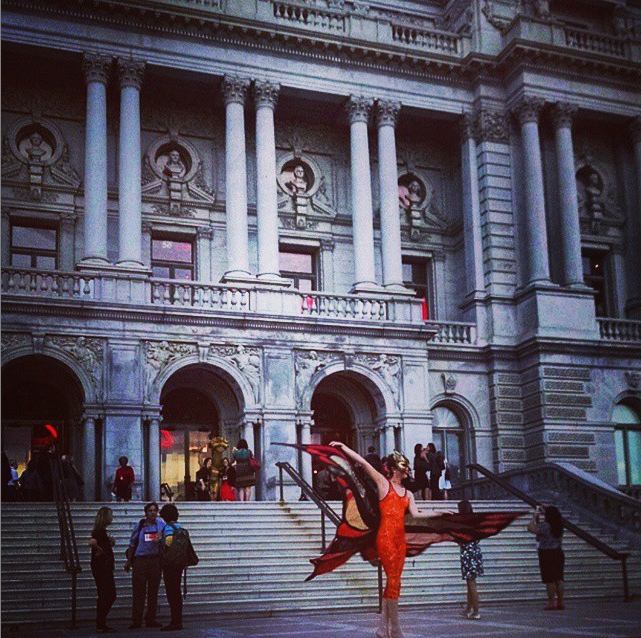 TEDMED 2014 Gala, Library of Congress, Washington DC.