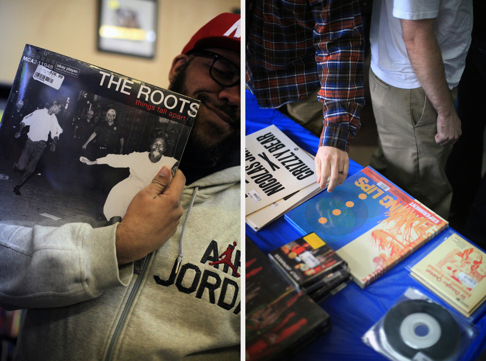Record Store Day Richmond VA Plan 9 Music Carytown