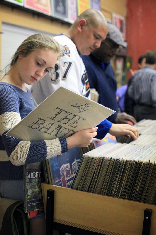 Record Store Day 2013 Plan 9 Music Richmond VA