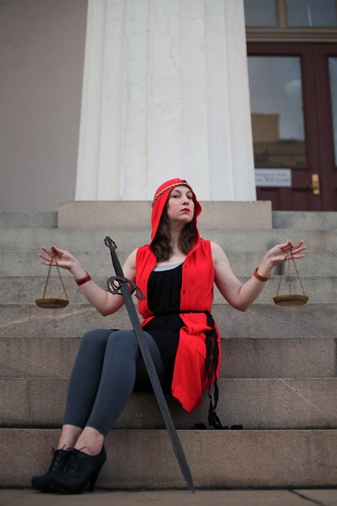 Richmond Fine Art Photography Justice Tarot Virginia