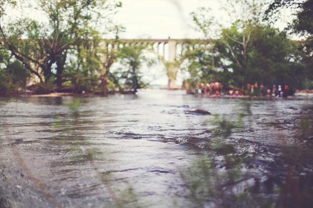 Richmond VA James River