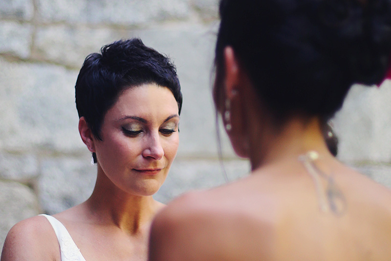 Richmond VA Lesbian Wedding Photography