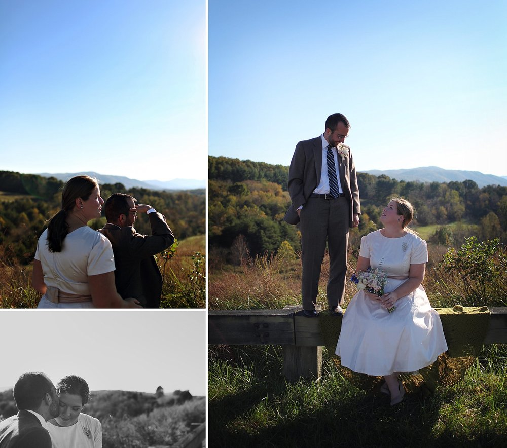 roanoke virginia elopement wedding photographer photography