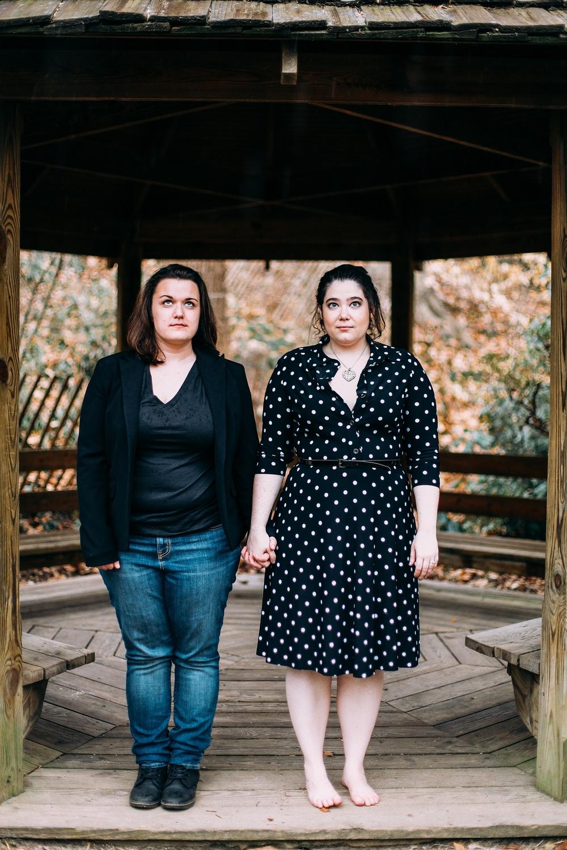 Maggie and Gina -082 - Gina and Maggie - Maymont Park - Richmond VA.jpg