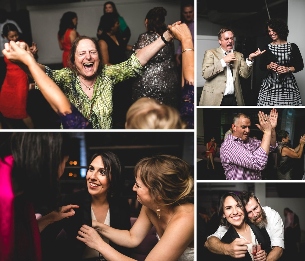 Feminist Wedding Photography Carly Romeo Photography Richmond VA Washington DC Queer Women LGBTQ Dance Reception Family Friends