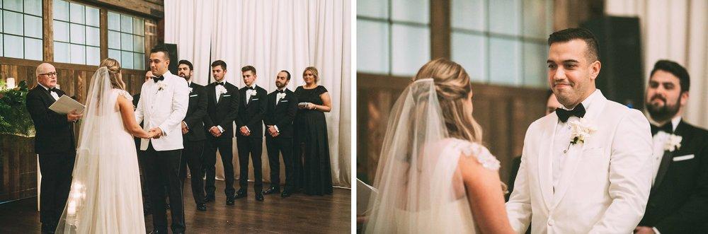New Year's Eve Feminist Brazilian Wedding Photography Seattle Washington Carly Romeo Photography Richmond VA Bride Groom Ceremony