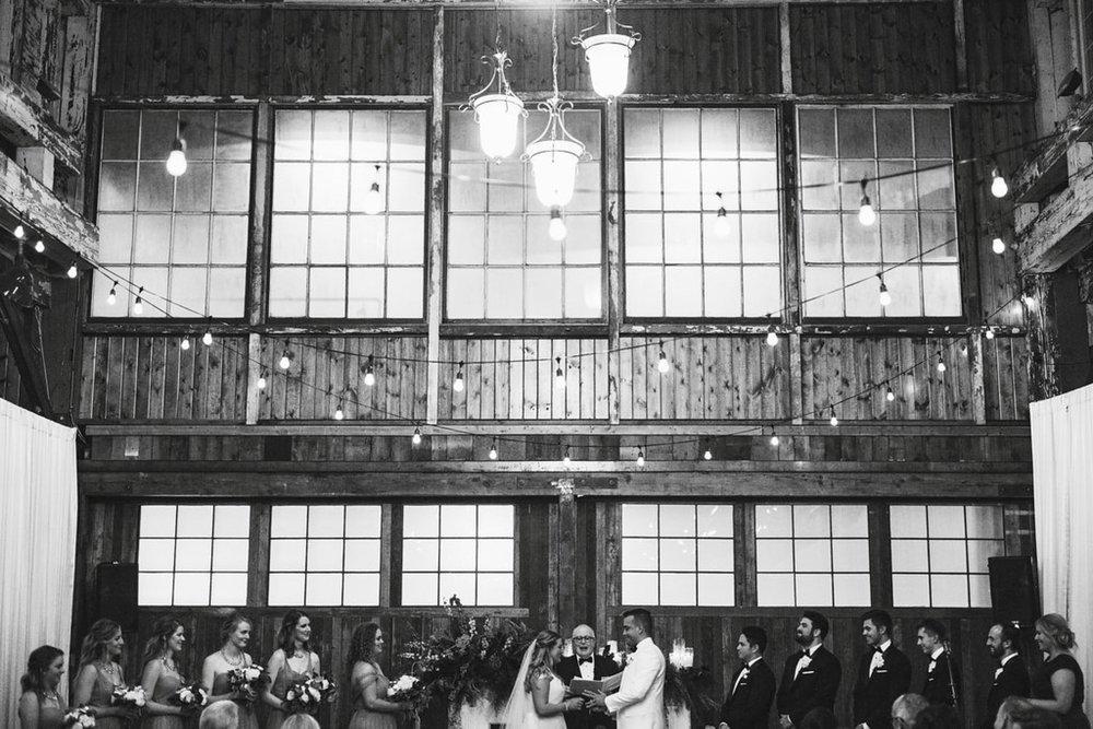 New Year's Eve Feminist Brazilian Wedding Photography Seattle Washington Carly Romeo Photography Richmond VA Venue Ceremony