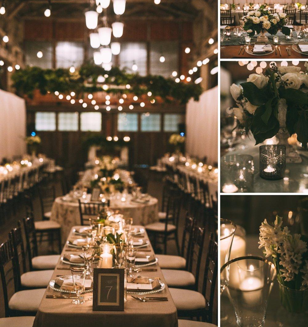 New Year's Eve Feminist Brazilian Wedding Photography Seattle Washington Carly Romeo Photography Richmond VA Lighting Reception Details