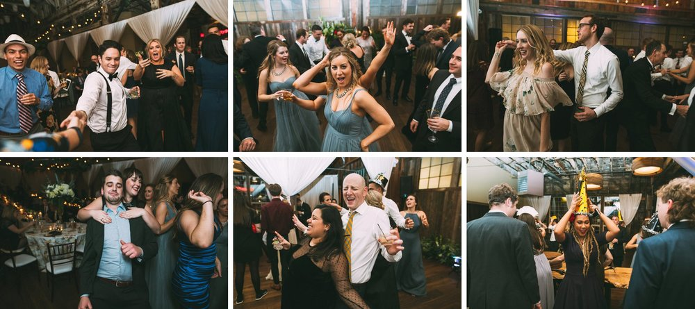 New Year's Eve Feminist Brazilian Wedding Photography Seattle Washington Carly Romeo Photography Richmond VA Reception Dancing