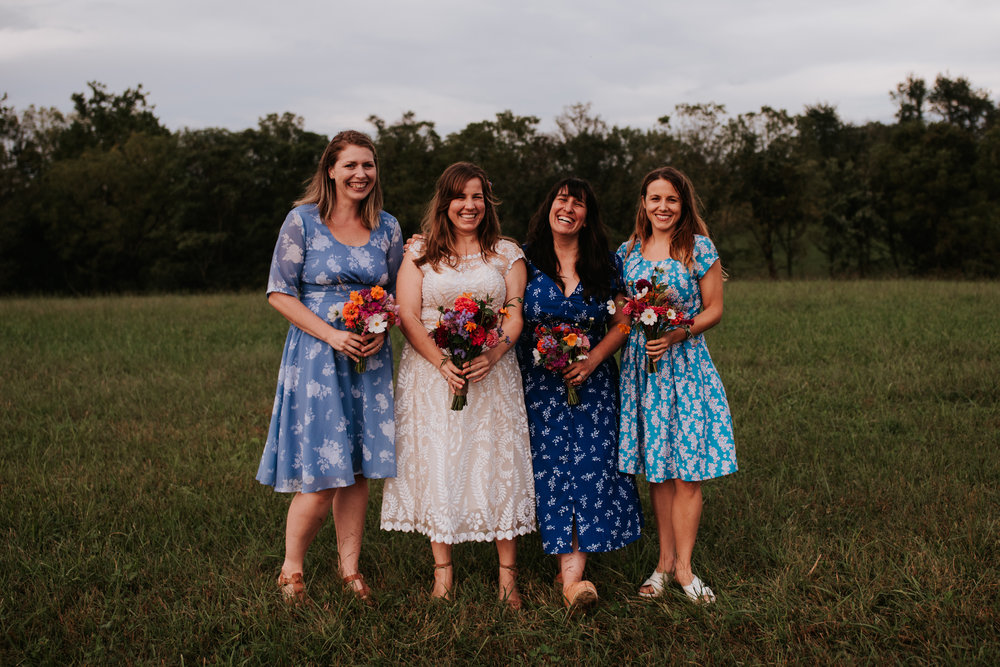 Carly Romeo and Co - Wedding Party Unique Ideas - Blue Floral Color Palette.JPG