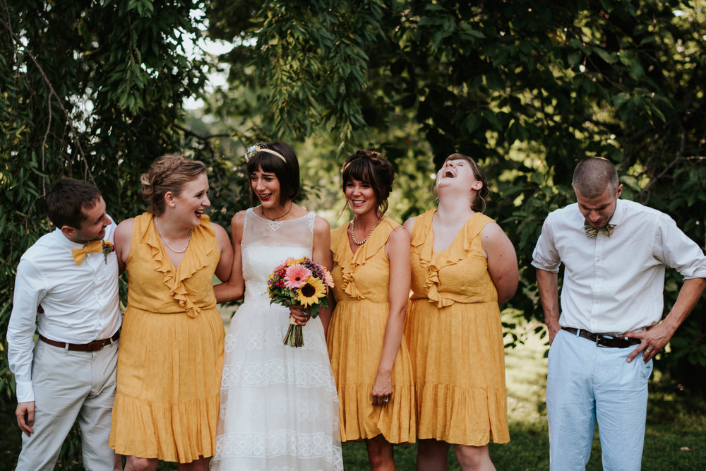 Carly Romeo and Co - Wedding Party Unique Ideas - Gender Neutral Wedding Party.JPG