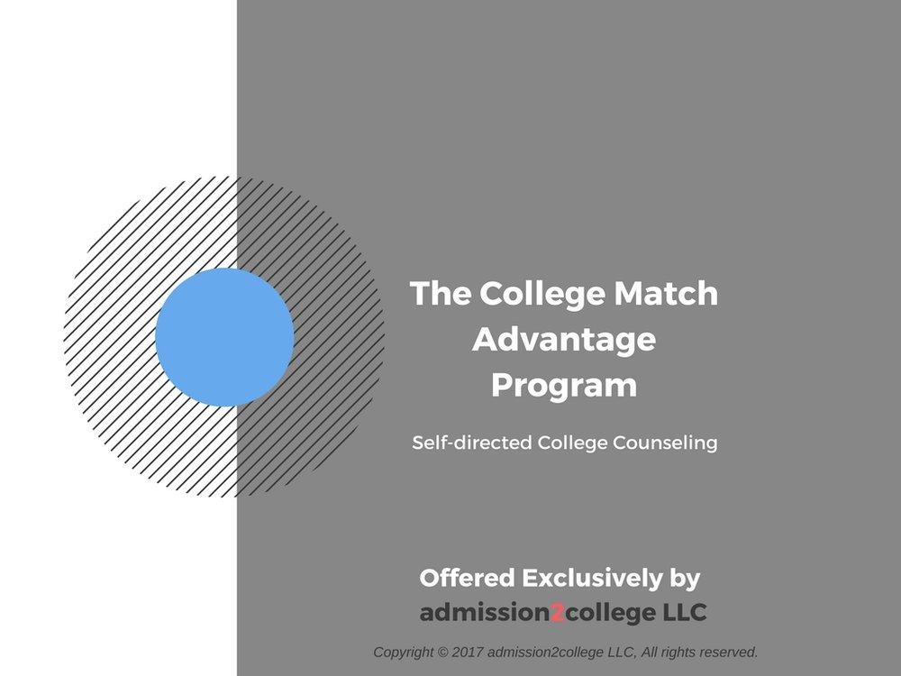 The College Match Advantage Program Self-directed.jpg