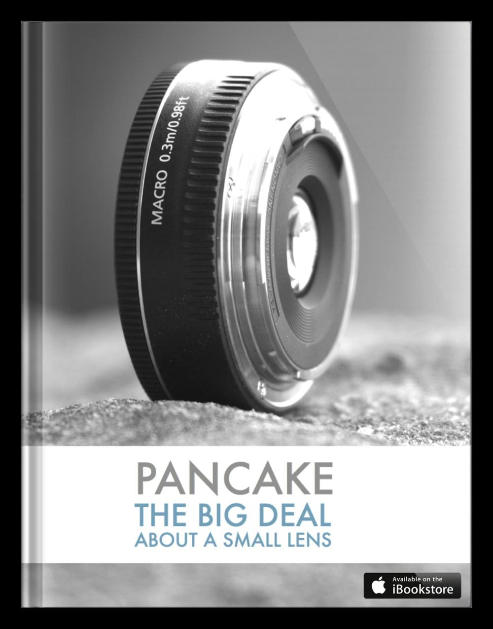 Pancake - Book Cover - iBooks