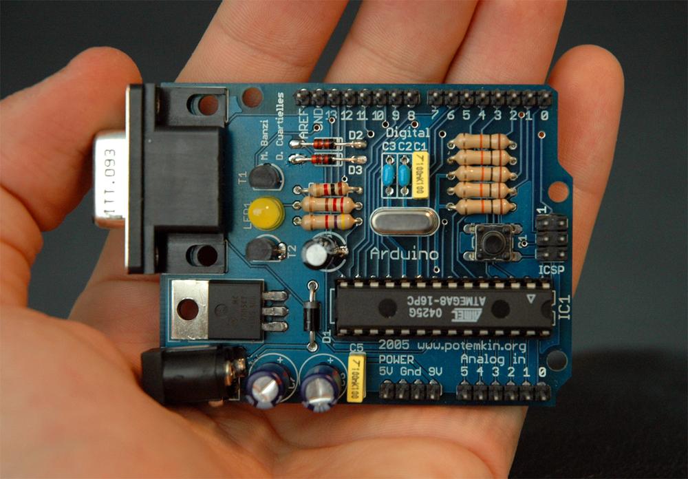 Arduino 316