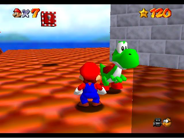 Nintendo 64 graphics 1996
